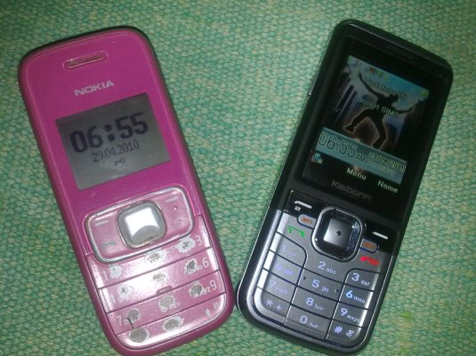 My Memorable Phones