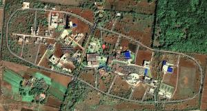 VTU Map on Google Earth