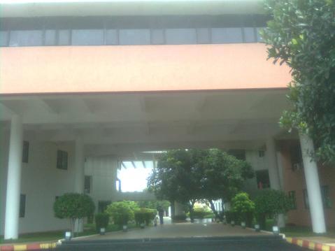 2. Way to Registrar Examination Building on the 3rd floor