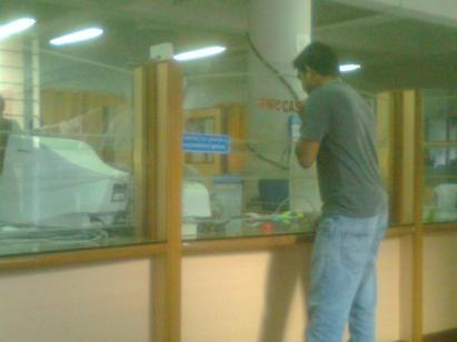6. Making DD at VTU State Bank