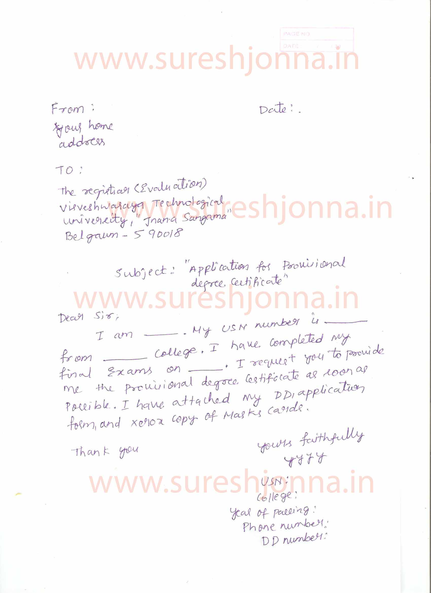 Marathi application format for school bonafide application letter application letter for school bonafide certificate yadclub Images