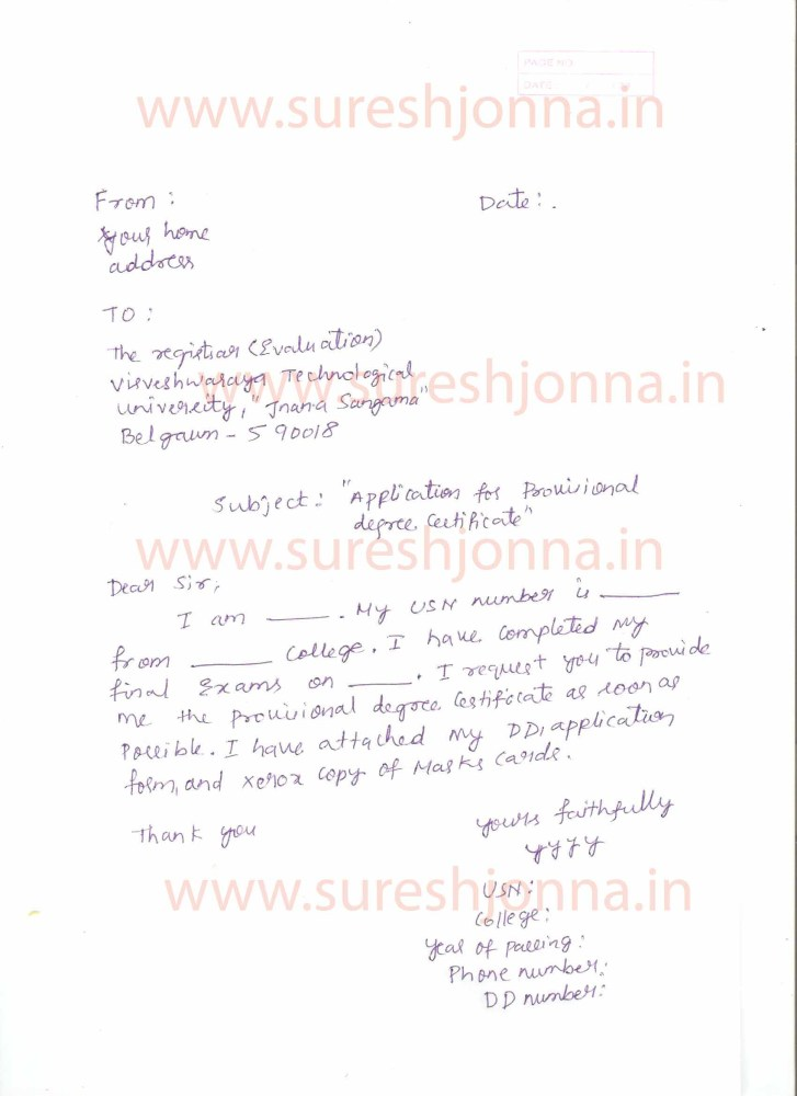 2012 year in blogging sureshjonna how to get vtu provisional degree certificate explained 33 altavistaventures Gallery