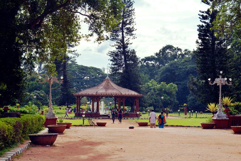 Lalbagh Botanical Garden (Lalbagh Park)