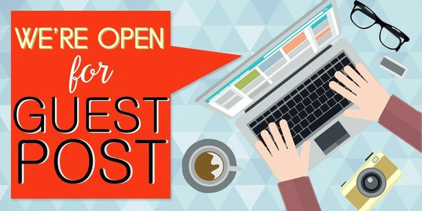 Write a guest post for this Blog