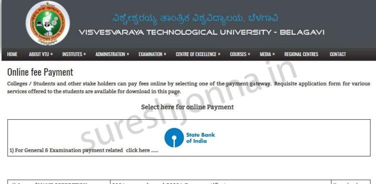 VTU Payment Link