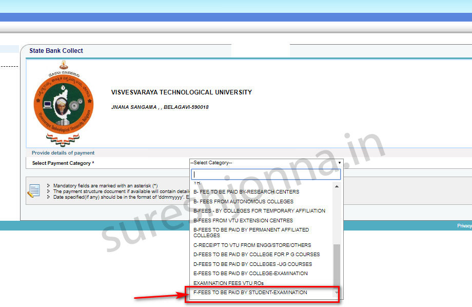 How to get Duplicate of Lost Degree Certificate/Marks Card of VTU?