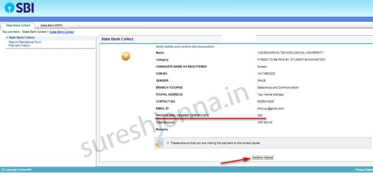 VTU Payment Link 5
